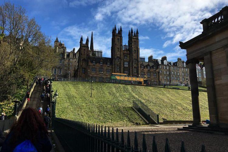 Viajes a Edimburgo para aprender inglés, Miribilla School